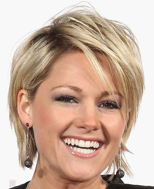 Layered Haircuts for Short Hair-18