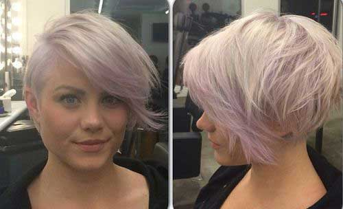 Short Blonde Hairstyles-18
