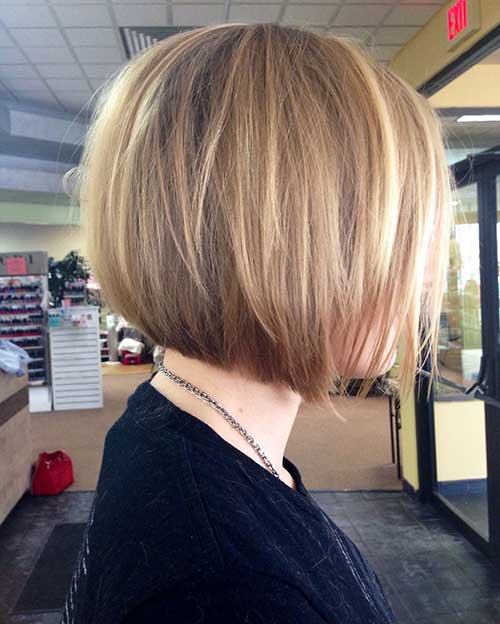20 Great Short Blunt Haircuts