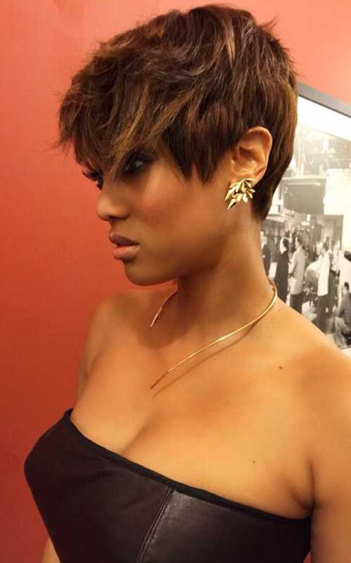Short Hair Cuts 2016-18