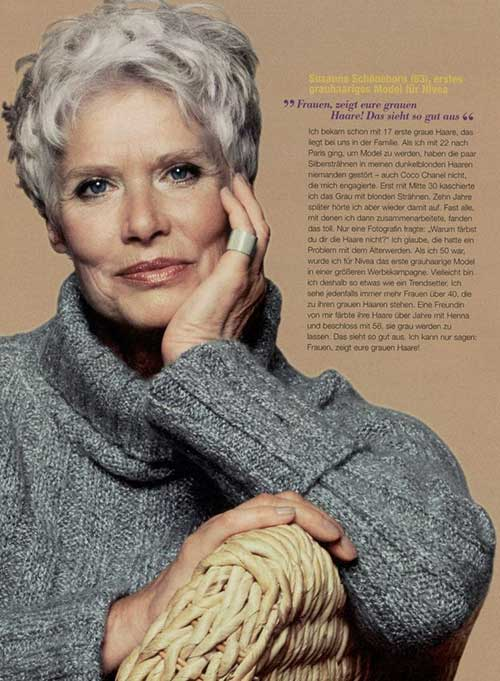 Short Hair For Women Over 60-18