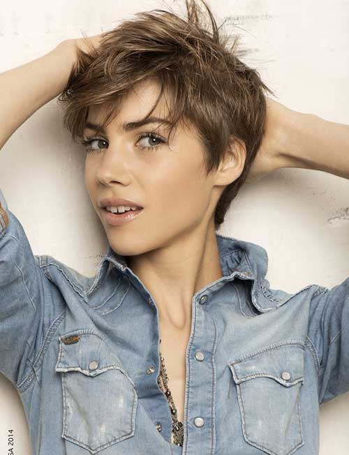 Short Haircut for Girls-18