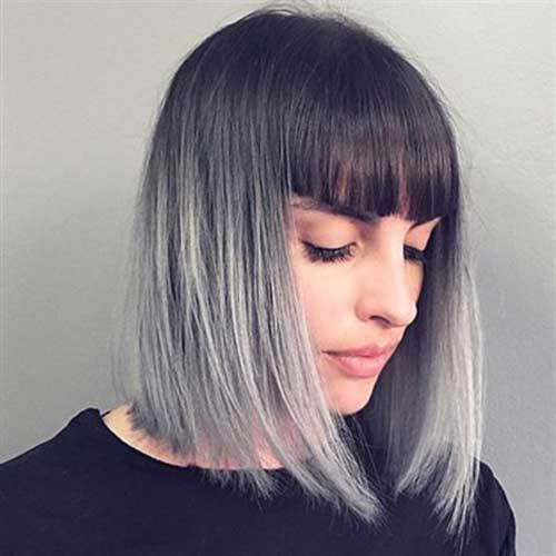 Ombre Hair Color For Short Hair-19