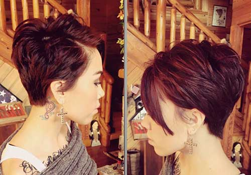 Pixie Hairstyles 2016-19