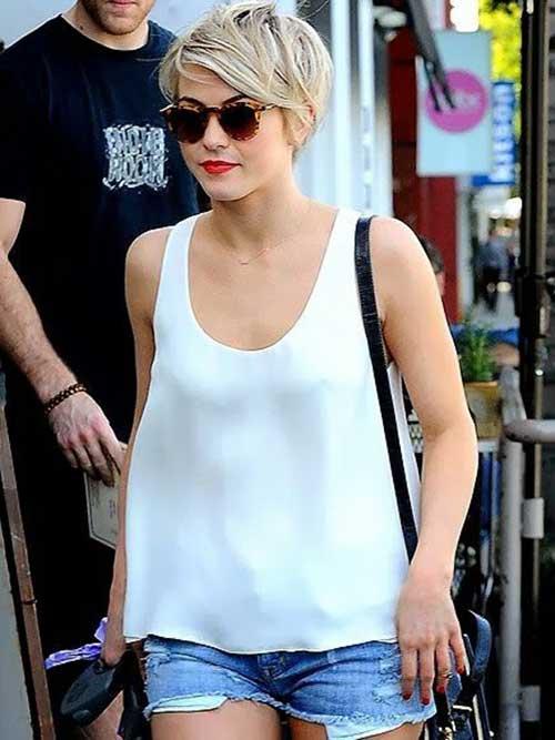 Short Blonde Hairstyles 2015-19
