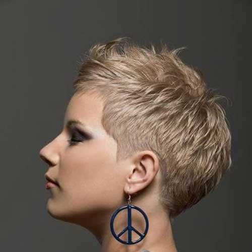 Short Hair Colors 2015-19