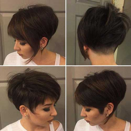 Short Haircut for Girls-19
