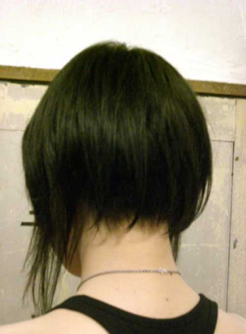 Short Haircuts for Asian Women-20