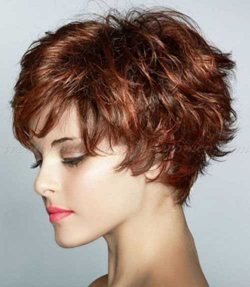 Trendy Hairstyles for Short Hair-20