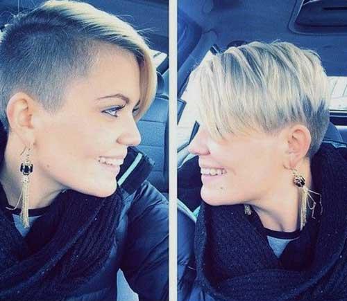 Short Hair Colors 2015-21