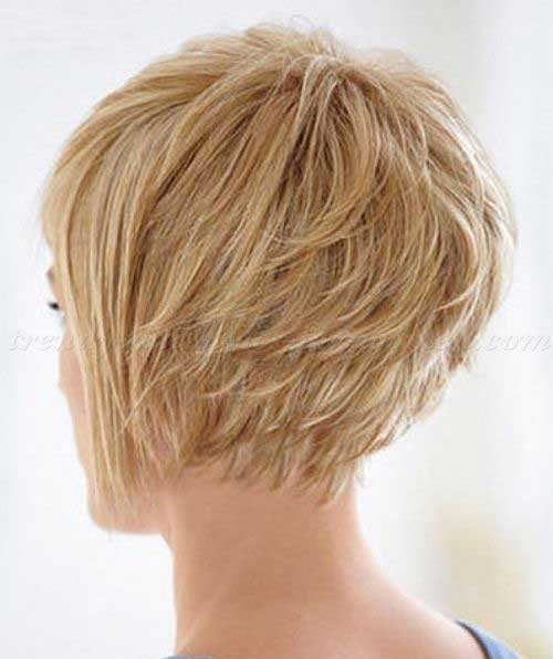 Short Layered Hair Styles-21