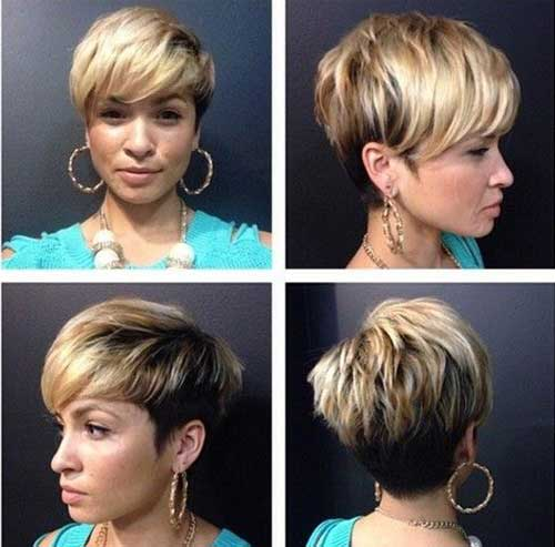 Layered Haircuts for Short Hair-22