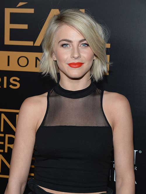 Trendy Hairstyles for Short Hair-22