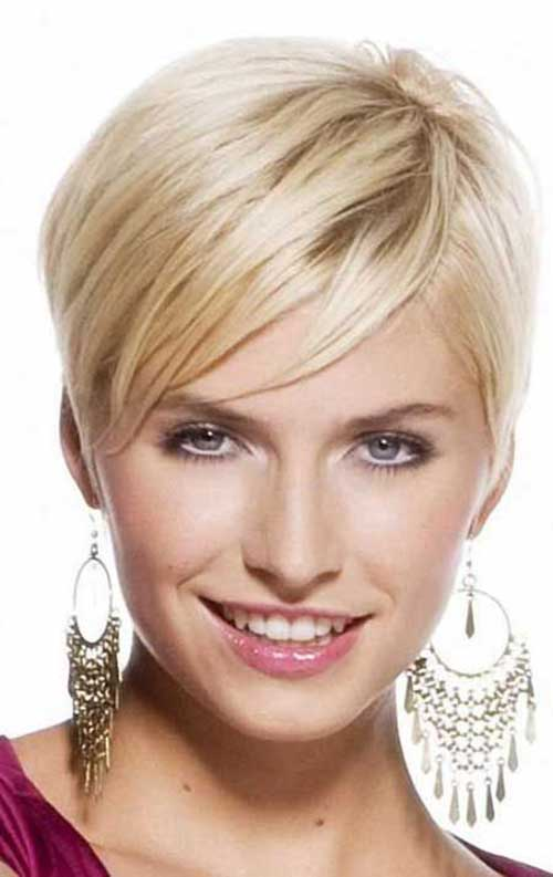 Short Blonde Hairstyles 2015-23