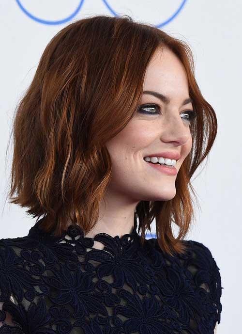 25 Celebrity Short Hair 2015 2016