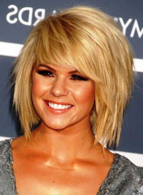 Layered Haircuts for Short Hair-25