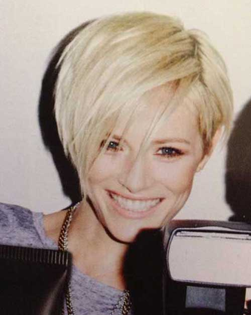 Short Blonde Hairstyles 2015-25