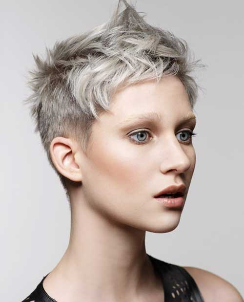 Short Hair Colors 2015-25