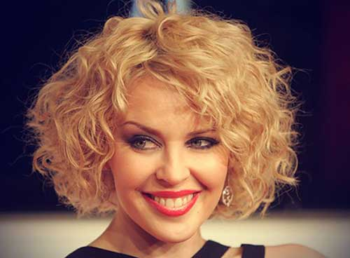 Latest Curly Short Hairstyles 2015-26