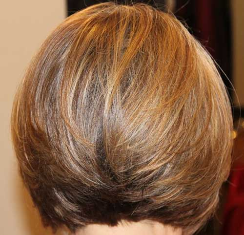 Layered Haircuts for Short Hair-26