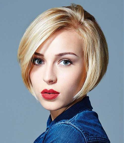 Short Blonde Hairstyles 2015-26