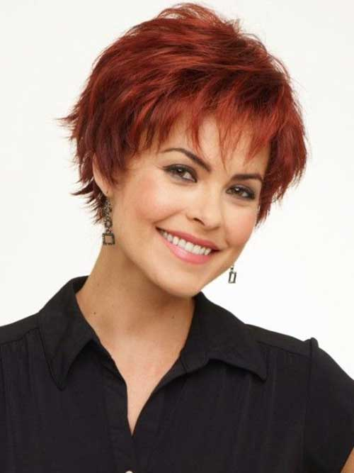 Short Hair Cuts for Older Women-26