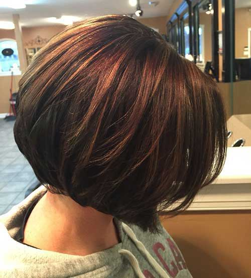 Trendy Hairstyles for Short Hair-26