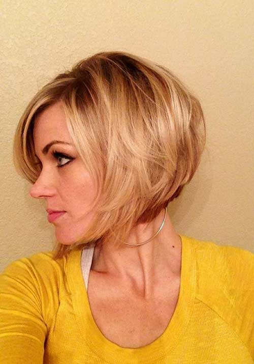 Layered Haircuts for Short Hair-27
