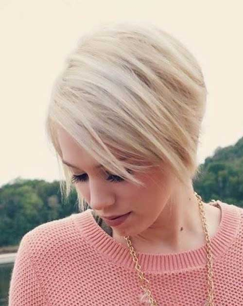 Short Blonde Hairstyles 2015-27