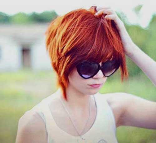 Short Hair Colors 2015-28
