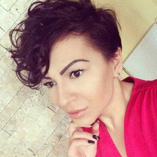 Latest Curly Short Hairstyles 2015-30