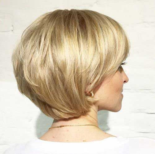 Layered Haircuts for Short Hair-30