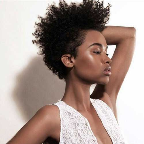 Latest Curly Short Hairstyles 2015-6