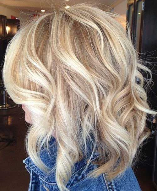 Short Blonde Hairstyles 2015-6