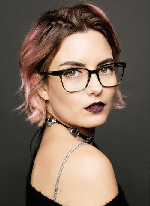 Short Hair for Round Faces-6