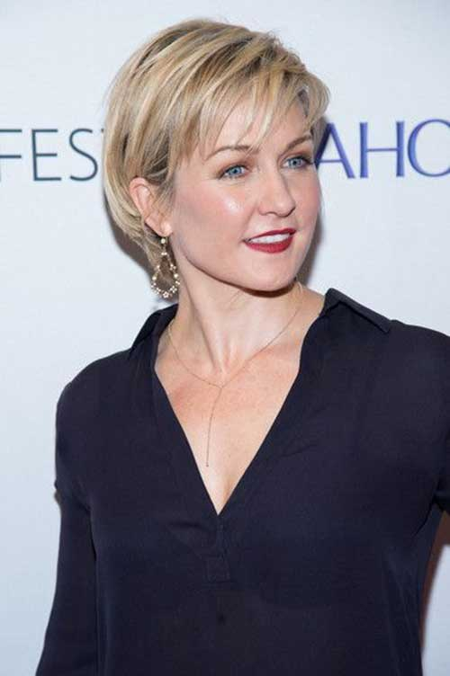 Short Blonde Hairstyles 2015-7