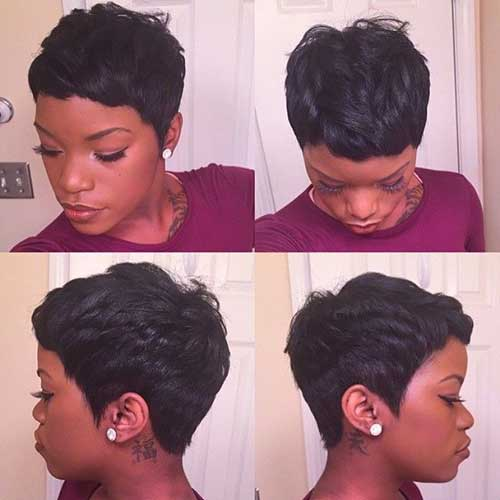 Short Haircuts Pictures-7