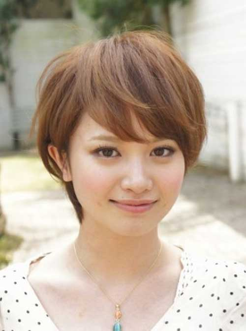 Short Haircuts for Asian Women-7