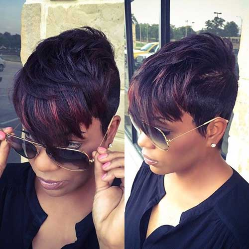 Short Layered Hair Styles-7