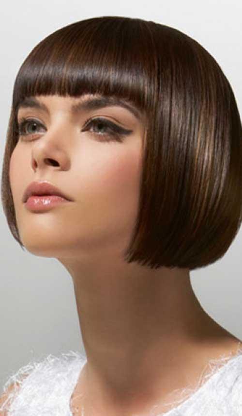 Terrific Chinese Bob Hairstyles 2015 2016 Short Hairstyles 2016 2017 Hairstyles For Women Draintrainus