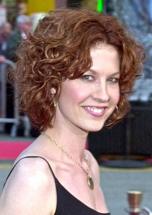 Latest Curly Short Hairstyles 2015-8