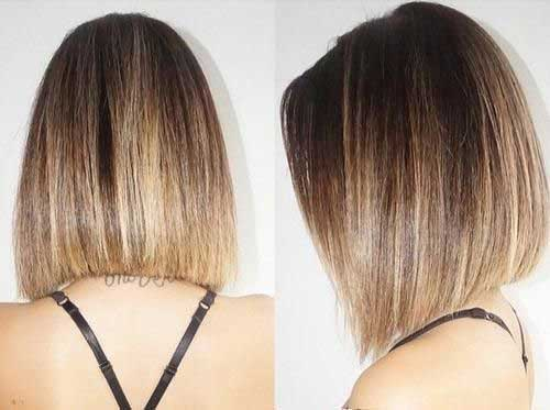20 Ombre Hair Color For Short Hair