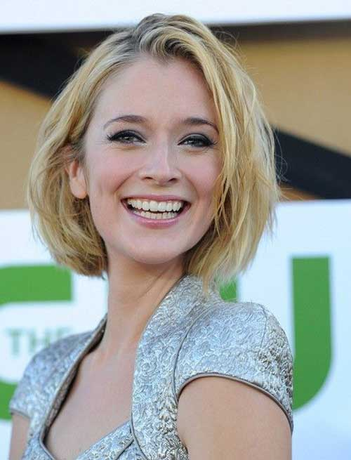Short Blonde Hairstyles 2015-8