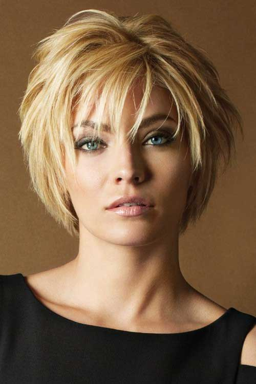 Short Layered Hair Styles-8
