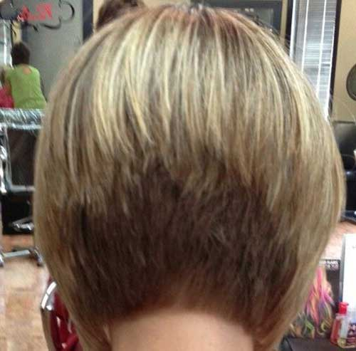 Trendy Hairstyles for Short Hair-8