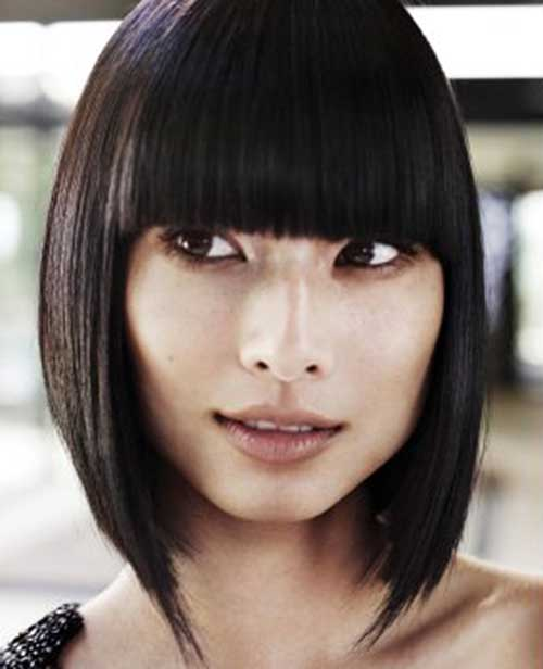 Chinese Bob Hairstyles 2015 2016 Short Hairstyles 2018