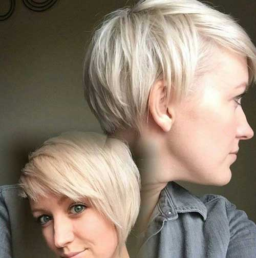 Short Blonde Hairstyles 2015-9