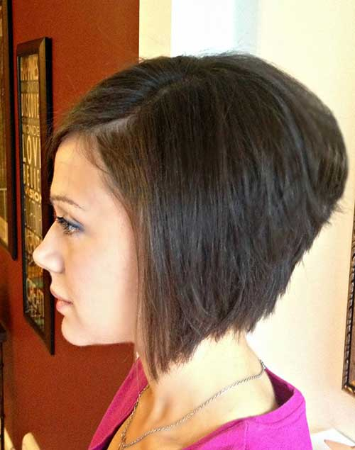 Popular Short Stacked Haircuts You will Love | Short