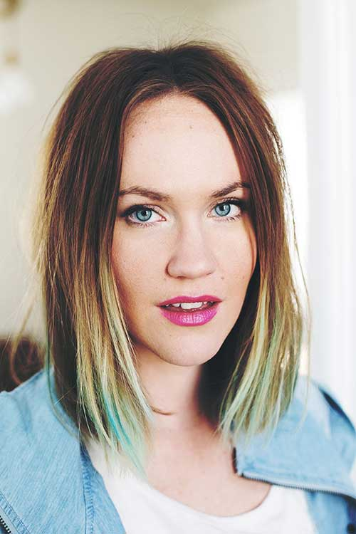 twenty+ Ombre Hair Colour For Short Hair