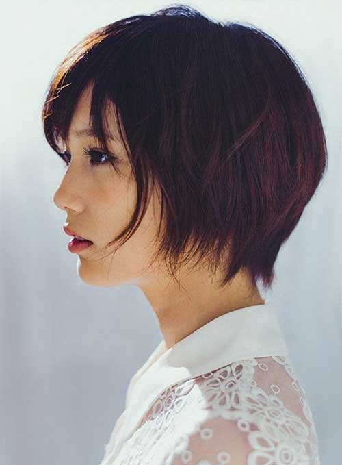 Chinese Bob Haircut